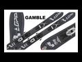 Gaspo Snowblades Gamble