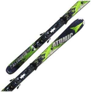 Ski Test ATOMIC NOMAD BLACKEYE TI