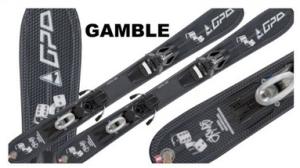 Snowblades Gamble long